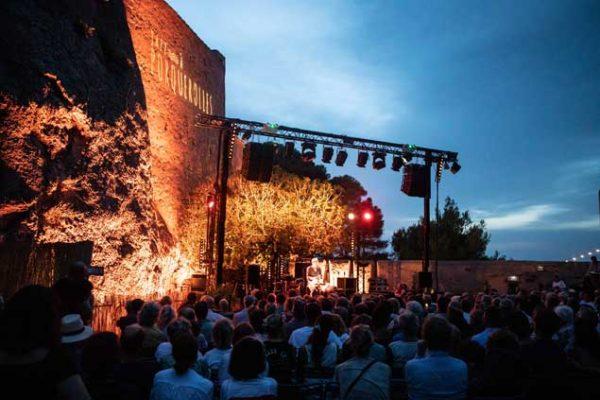 Jazz à Porquerolles : concerts du soir