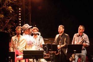 Soirée jazz, Festival Jazz à Porquerolles