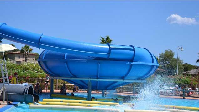Aqualand Ste Maxime, parc aquatique du Var