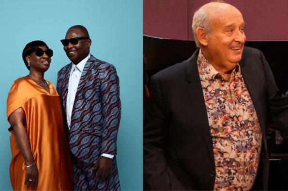 Jazz à Juan Amadou & Mariam et Michel Jonasz