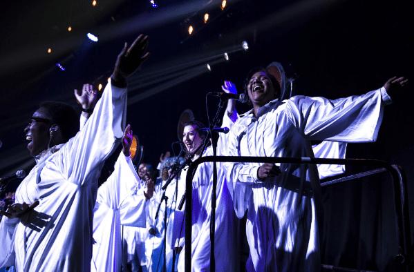 Soirée Gospel Spécial 60e Jazz à Juan