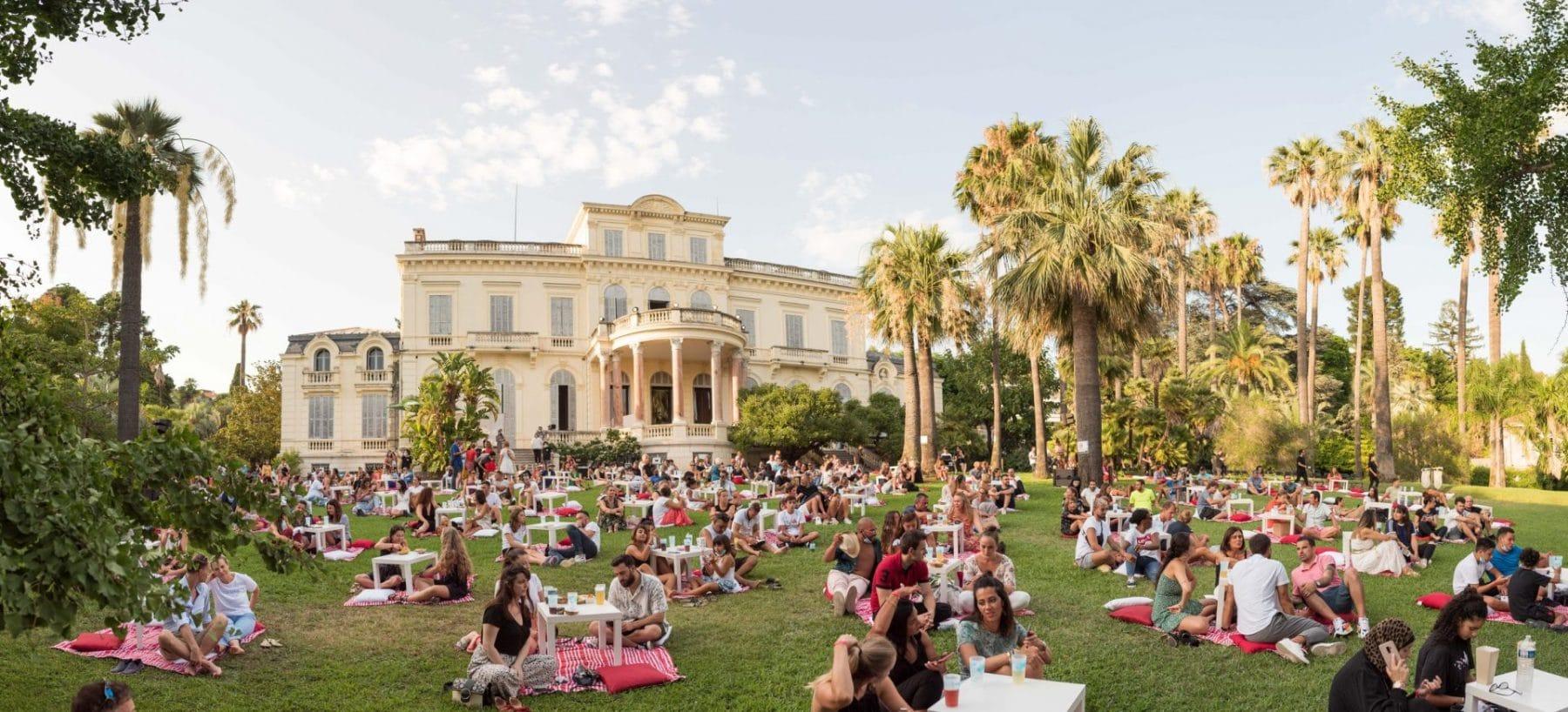 Villa Plages Electroniques Rothschild