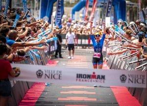 Arrivée Ironman Nice 2019 ©Activ'images