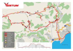Ironman Nice parcours Bike cyclisme 2021