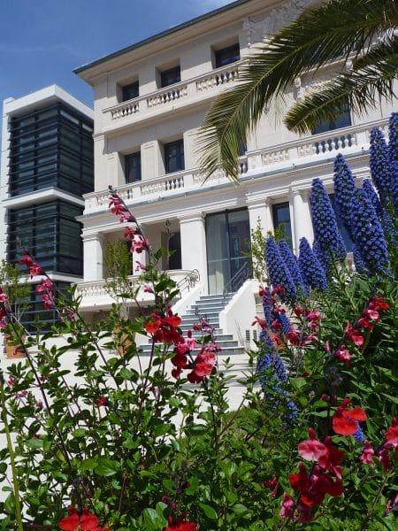 Le musée Bonnard et ses fleurs © Musée Bonnard