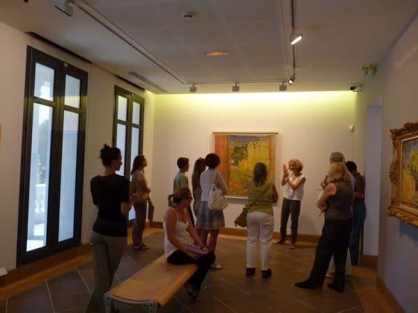 Visite guidée © Musée Bonnard