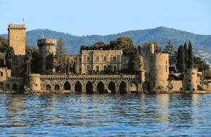 château la napoule - © Moirenc