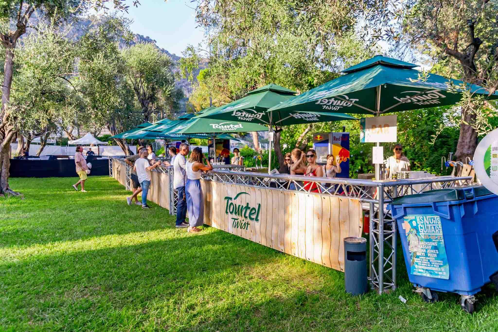 Foodtruck et Bar Festival Nuits Guitares