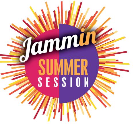 Logo Jammin'Summer Sessions