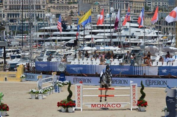 Jumping Monaco ©Stefano Grasso