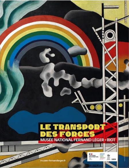 Exposition « Le Transport des Forces »